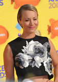 Kaley Cuoco-Sweeting Stock Photography