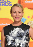 Kaley Cuoco-Sweeting Stock Images