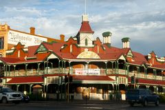 KALGOORLIE, AUSTRALIA - February 26, 2018: Royalty Free Stock Image