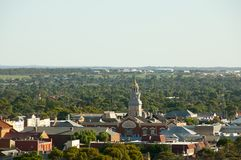 Kalgoorlie City. In Western Australia Royalty Free Stock Photos