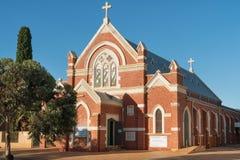 Kalgoorlie, Western Australia. KALGOORLIE, AUSTRALIA - JANUARY 26, 2018: Historic buildings of the city of Kalgoorlie on January 26, 2018 in Western Australia Royalty Free Stock Image