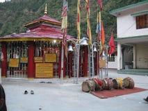 Kali świątynia przy KaliMath India zdjęcie royalty free