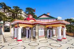 Kali Bari Temple stock fotografie