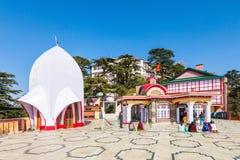 Kali Bari Temple Royalty Free Stock Images