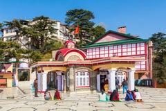 Kali Bari Temple Royalty Free Stock Photography