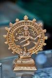 Kali dance. The dance of Goddes Kali, stepping on Shiva Royalty Free Stock Photos