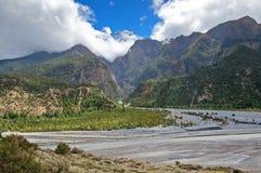 Kali Gandaki Gorge, Nepal Royalty Free Stock Photography