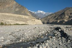Kali Gandaki valley Stock Photo