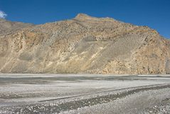 Kali Gandaki valley Stock Photography