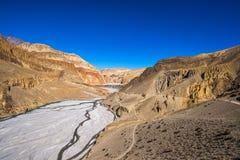 Kali Gandaki Valley Stock Image