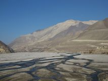 Kali Ghandaki River Stock Photography