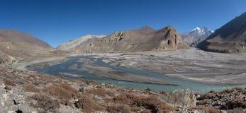 Kali Ghandaki River Stock Photos