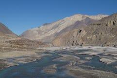 Kali Ghandaki River Stock Images
