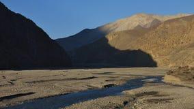 Kali Ghandaki river Royalty Free Stock Image