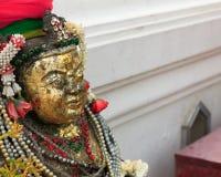 Kali sculpture. Royalty Free Stock Photo