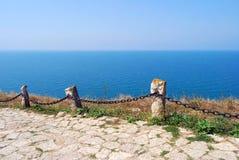 Kaliakra. Black Sea July Ring Stock Photography