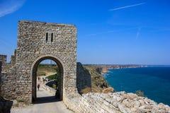 Kaliakra Cape Fortress, Bulgaria Royalty Free Stock Image