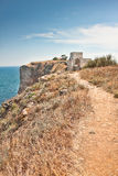 Kaliakra Fortress Royalty Free Stock Photo