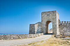 Kaliakra Fortress Royalty Free Stock Photography