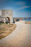 Kaliakra Fortress Stock Photography