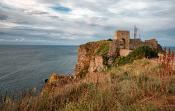 Kaliakra Fortress, Bulgaria. Royalty Free Stock Images
