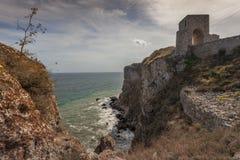 Kaliakra fortress Stock Photo