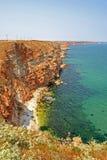 KALIAKRA - landscape Royalty Free Stock Image