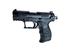 22 Kaliber Pistole Lizenzfreie Stockfotos