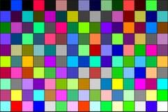 kalibreringsdiagram Arkivbild
