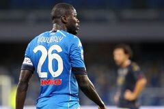 Free Kalidou Koulibaly Royalty Free Stock Photo - 197455155