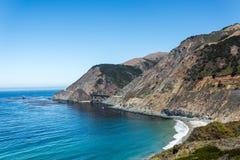 Kalifornia centrali wybrzeże Zdjęcie Royalty Free