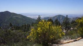 Kalifornia góry Zdjęcia Royalty Free