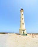 Kalifornia Ligthouse w Aruba Fotografia Stock
