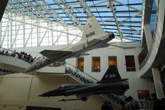 Kalifornia nauki centrum samoloty Fotografia Stock