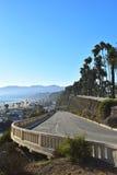 Kalifornia pochylnia Fotografia Stock