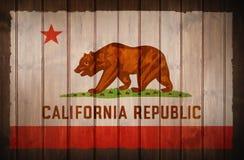 Kalifornia republika Obrazy Royalty Free