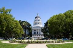 Kalifornia stanu Capitol fotografia stock
