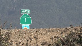 Kalifornia trasa 1 Westcoast, Kalifornia, Stany Zjednoczone zdjęcie wideo