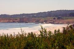 Kalifornia wybrzeże Zdjęcie Royalty Free