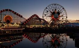 Kalifornien-Abenteuer lizenzfreie stockfotografie