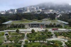 Kalifornien-Akademie der Wissenschaften lizenzfreie stockfotografie