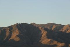 Kalifornien berg royaltyfria bilder