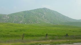 Kalifornien-Berge Stockfotografie