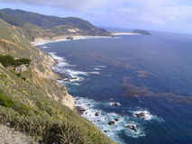 Kalifornien Big Sur stockfotos