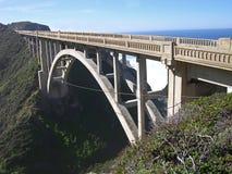 Kalifornien-Brücke stockbilder