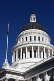 Kalifornien capitoltillstånd Arkivbild