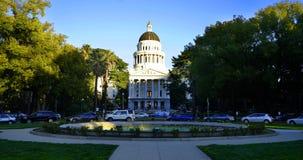 Kalifornien capitoltillstånd Royaltyfri Foto