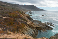 Kalifornien centralkust Arkivfoton