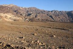 Kalifornien Death Valley nationalpark, stenöknen Royaltyfri Bild