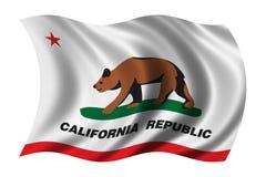 Kalifornien flagga